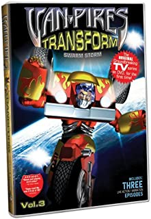 Van-Pires Transform Vol.3 [DVD]