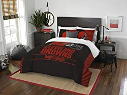 Cleveland Browns Bedding Set