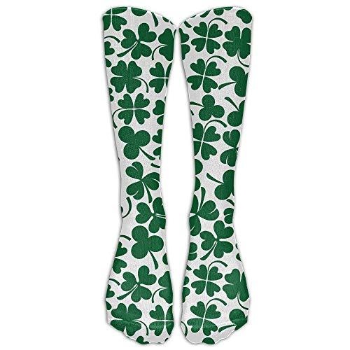 Needyo Strümpfe Kompression,Laufsocken,Math Education Unisex Cotton Pattern Crew Socks Stockings For Women & Men for Sport,Running,Edema,Varicose Veins