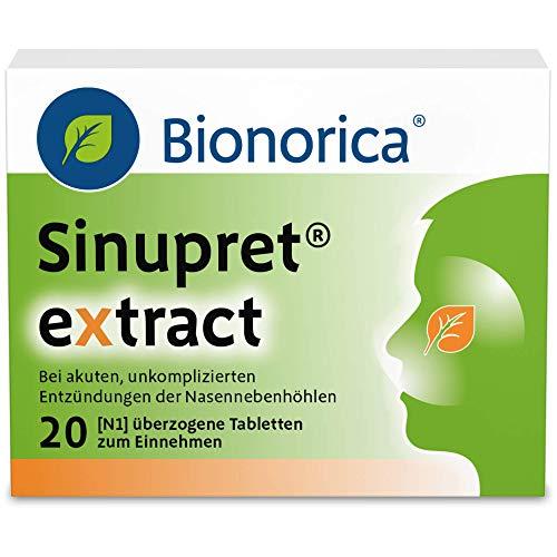 Sinupret extract überzogene Tabletten, 20 St. Tabletten