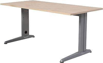 Rocada 2003 acr01 180 x 80 cm Metal gama acr oficina escritorio – madera de haya