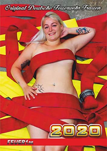Kalender 2020 Feuerwehr-Frauen - das Original (20. Jahrgang)