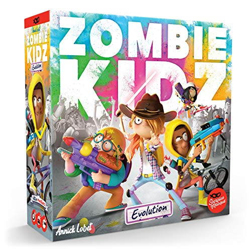 Zombie Kidz Evolution - EN