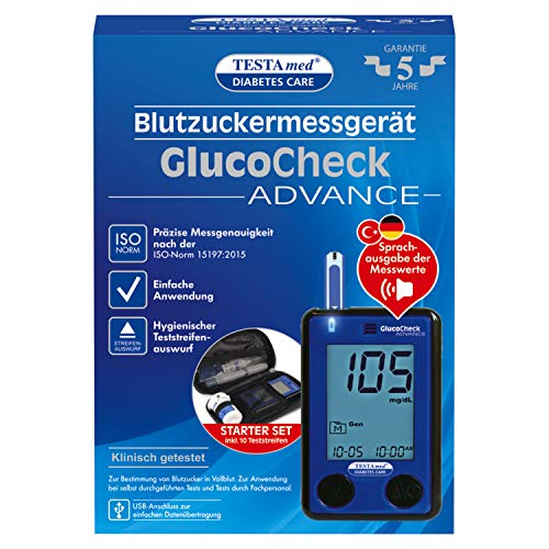 Sebapharma GmbH & Co.Kg -  Testamed GlucoCheck