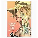 Sanwooden Lady Gaga Five Foot Two 2017 Netflix Documenta