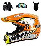 Senhill Motocross Helmet ATV...