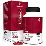 Antarctic Krill Oil - 1000 mg (Double Strength) Sustainably Sourced with 100% Traceability, Superba2 Krill Omega 3 with Astaxanthin, Cardiovascular Health and Memory, No Fishy Aftertaste, 30 Softgels