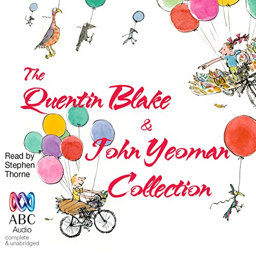 The Quentin Blake and John Yeoman Collection audiobook cover art