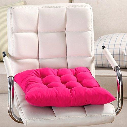 Floral chaise assise cuisine salle à manger de jardin coussin siège fermeture liens NEUF