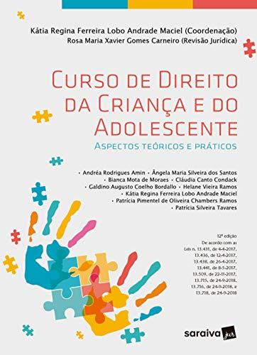 Curso de Direito da Criança e do Adolescente: Aspectos Teóricos e Práticos