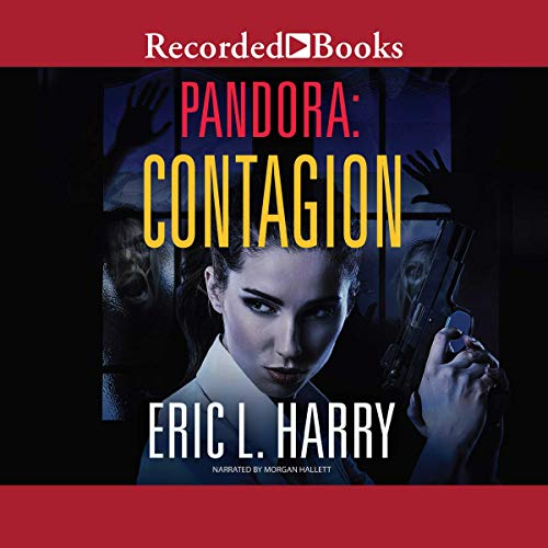 Pandora audiobook cover art