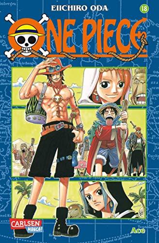 One Piece 18. Ace: Piraten, Abenteuer und der größte Schatz der Welt!