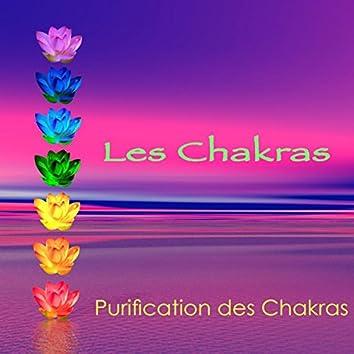 Les Chakras - Purification des Chakras, musique relaxante de détente pour l'équilibrage des chakras et l'éveil spirituel