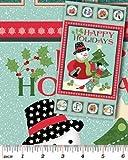 Holiday Schneemänner (Weihnachten zum aufhängen,