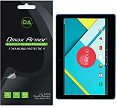 Dmax Armor [3-Pack] for Nextbook Ares 11/Nextbook Ares 11A Screen Protector High Definition Clear Shield - Lifetime Replacements Warranty- Retail Packaging