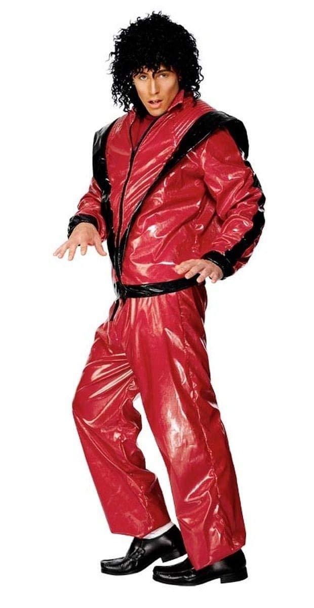 Desconocido Disfraz de Michael Jackson para hombre: Amazon.es ...