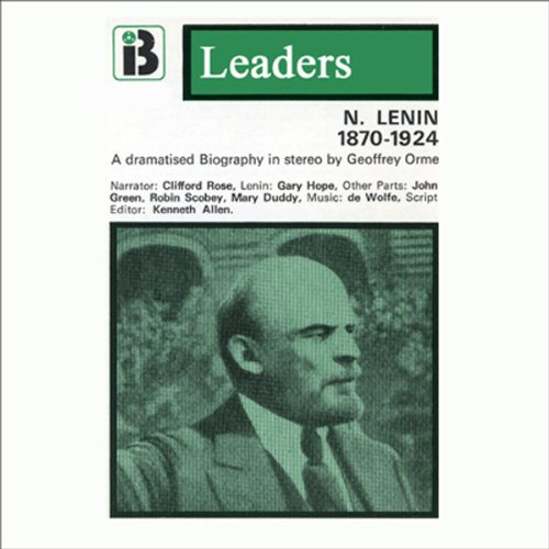 Nikolai Lenin audiobook cover art