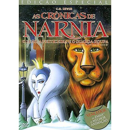 DVD As Crônicas de Nárnia O Leão, a Feiticeira e o Guarda-Roupa