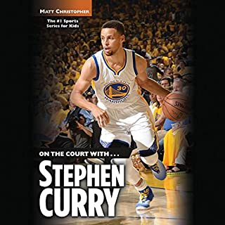 On the Court with...Stephen Curry                   Written by:                                                                                                                                 Matt Christopher                               Narrated by:                                                                                                                                 Jacobi Hollingshed                      Length: 2 hrs and 10 mins     1 rating     Overall 5.0