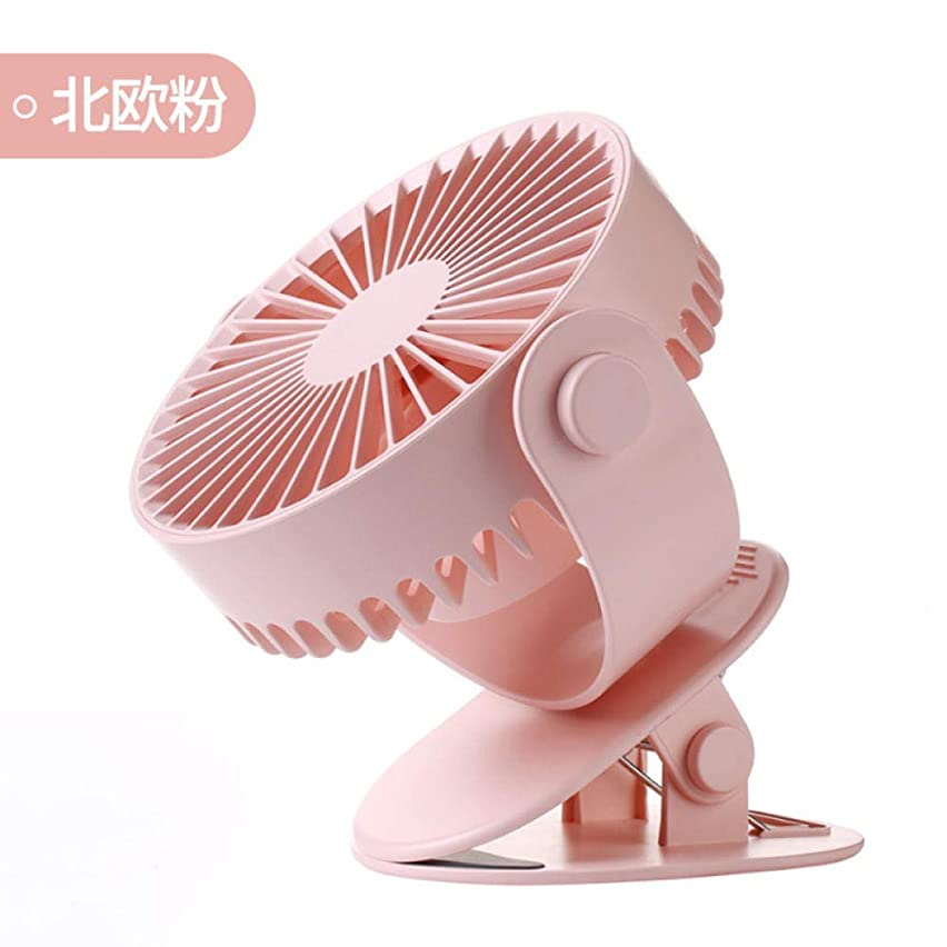 COOLFX USB Fan_Clip Type USB Charging 360° Desktop Mini-for Home, Office, Outdoor, Travel, Laptop, Netbook, Computer and MacBook
