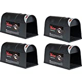Victor Electronic Rat Trap - 4 Pack of Electronic Rat Zappers