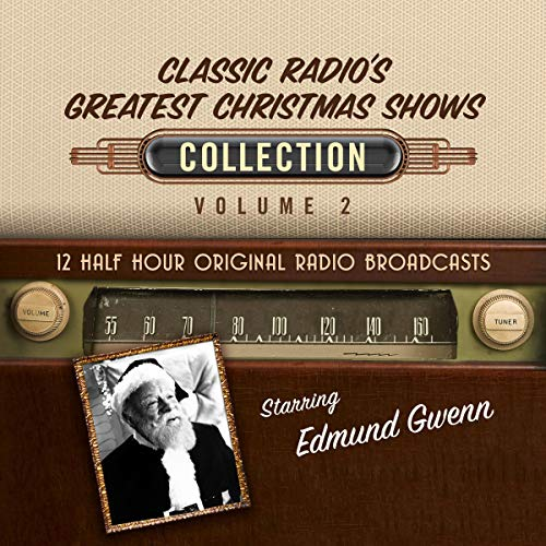 Couverture de Classic Radio's Greatest Christmas Shows Collection 2