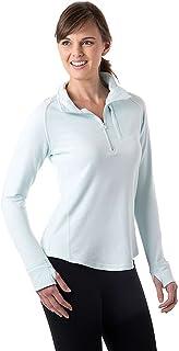 tasc performance Women's Northstar Fleece 1/2-zip Sweatshirt