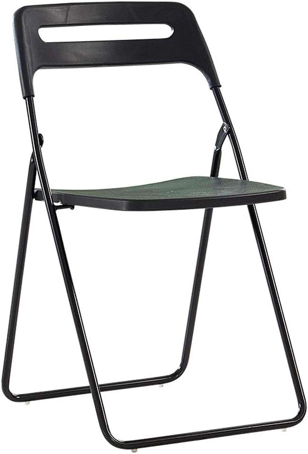 Plastic Folding Chair Simple Student Dormitory Chair Home Dining Chair Office Training Chair Computer