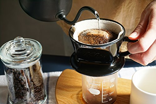 ペーパー/ネル/金属。フィルターを変えて自分に合うコーヒーの淹れ方を探してみない?