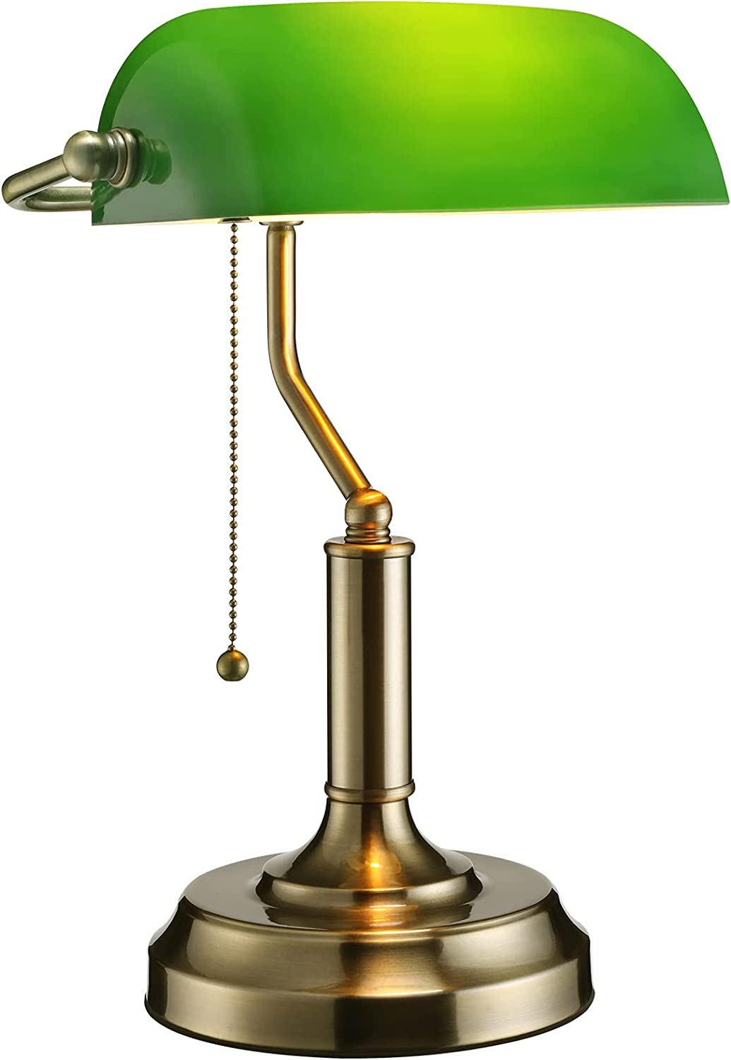 TORCHSTAR Green Bankers Time sale Lamp UL Antique with Listed Desk Lamps OFFer