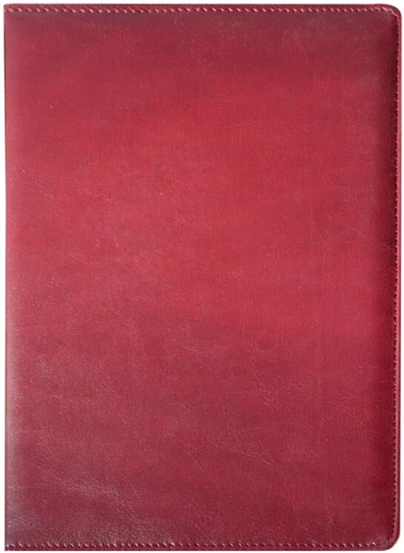 Notizbuch, Notizblock, Geschäft Verdicken Konferenz Schreibwaren Schreibwaren Schreibwaren Tagebuch Weinrot   A5   25K   14  21cm B07P6TGCK3 | eine große Vielfalt  c93569