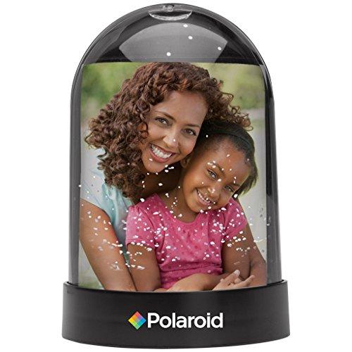 Polaroid Magnetischer Schneekugel-Bilderrahmen – Toller Aussteller für Ihre 2x3 Erinnerungsfotos für Zink 2x3 Fotopapierprojekte (Snap, Pop, Zip, Z2300)
