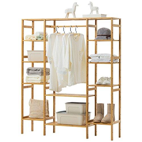 WEBO HOME- Porte-manteaux au sol simple cintres Cintre salon rack de stockage cintre chambre à coucher cintre