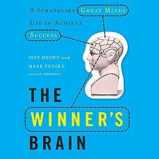 The Winner's Brain audiobook cover art