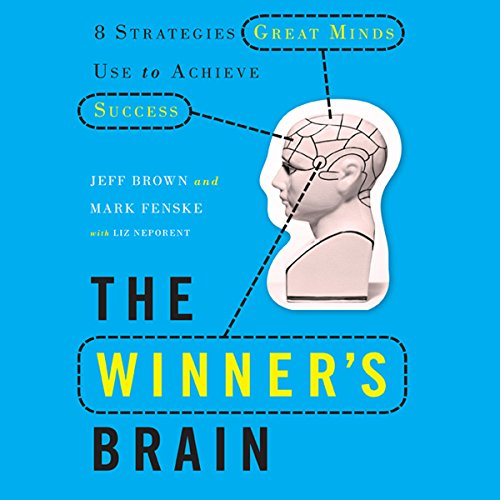 The Winner's Brain audiobook cover art