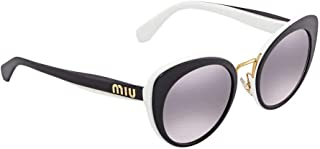 5e02ad812f Amazon.com  Miu Miu - Sunglasses  Clothing