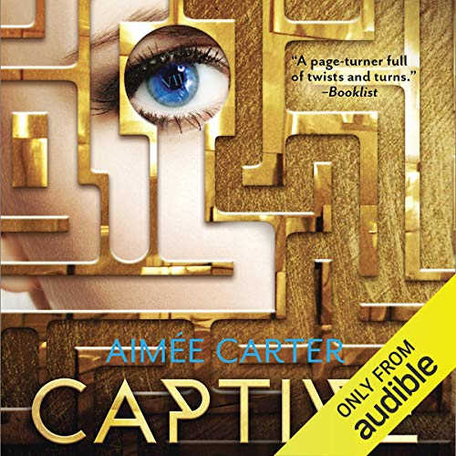 Captive  By  cover art