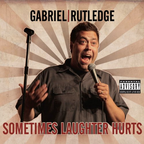Sometimes Laughter Hurts audiobook cover art
