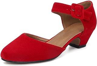 Best low block heel dress shoes Reviews