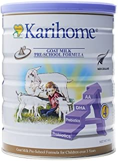 Karihome Stage 4 Growing-Up Goat Milk Formula, 3 years onwards, 900g