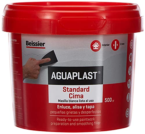 Beissier M107334 - Aguaplast standard cima tarro de 500 gr ✅