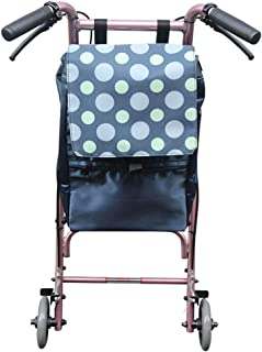 Mobility Aids & Supplies Walker Large Capacity Adjustable Trolley Old Man With Seat Folding Rehabilitation Walker Walking ...