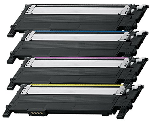 Prestige Cartridge Kit 4 Toner compatibile per Stampanti Samsung CLP-360 CLP-360N CLP-365 CLP-365W CLX-3300 CLX-3305 CLX-3305FN CLX-3305N CLX-3305W CLX-3305FW Xpress C410W SL-C460W SL-C460FW SL-C467W