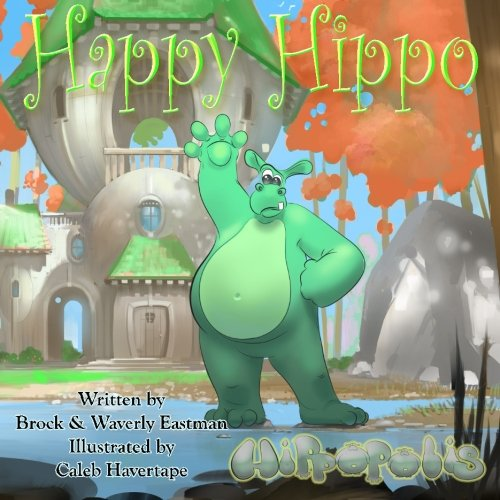Happy Hippo: Learning Emotions: Volume 2