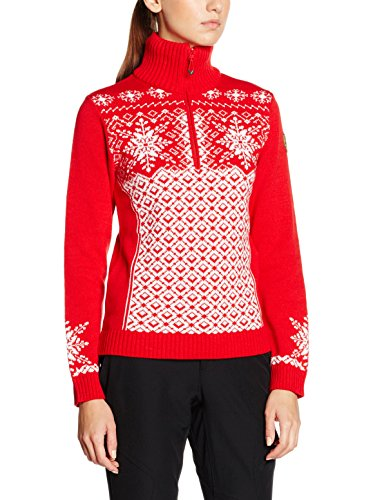 CMP women's knitted pullover (7H76513 C675) Gr. 38