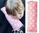 HECKBO® Schwan Auto Schlafkissen für Kinder - maschinenwaschbar – kuschelweich - hochwertiges...