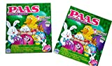 PAAS Classic Easter Egg Coloring Kit 2-Pack