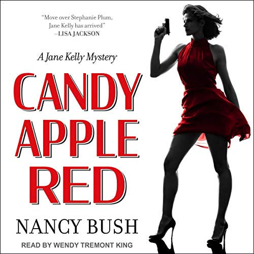 Candy Apple Red audiobook cover art