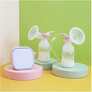 Useful Breast Pump Electrical Electric Breast Pump, Breastfeeding Pump, BPA Free, Rechargeable Breast Milk Pump with A Car...