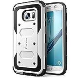 i-Blason Coque Samsung Galaxy S7, [Série Armorbox] Coque Intégrale Antichoc avec Protecteur d'écran Intégré et Clip de...